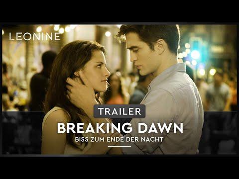 Twilight - Biss zum Morgengrauen (Trailer)