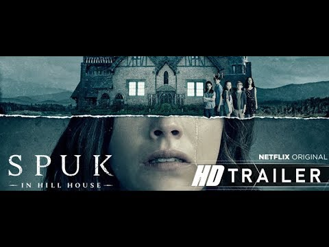 Spuk in Hill House Trailer German Deutsch (2018)