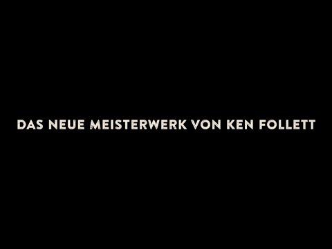 Ken Folletts neuer Roman NEVER –Lübbe lüftet das Geheimnis um das deutsche Cover