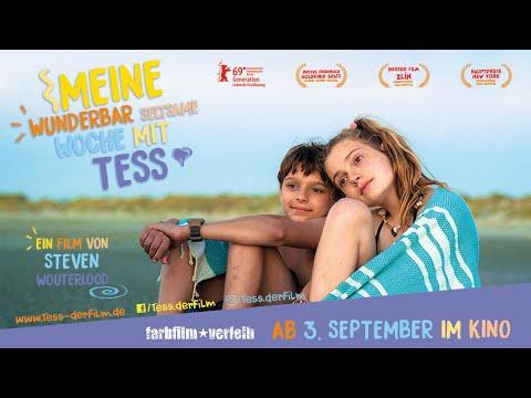 Meine wunderbar seltsame Woche mit Tess - Trailer HD