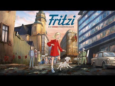 Fritzi - Eine Wendewundergeschichte | Offizieller Trailer HD Deutsch German | Ab 09.10. im Kino