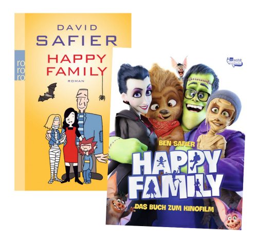 David und Ben Safier - Happy Family