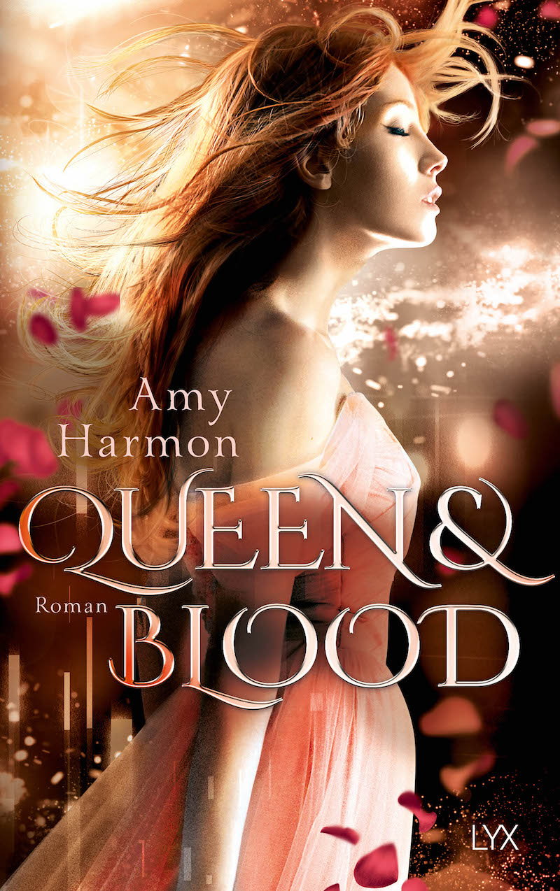 Amy Harmon - Queen & Blood