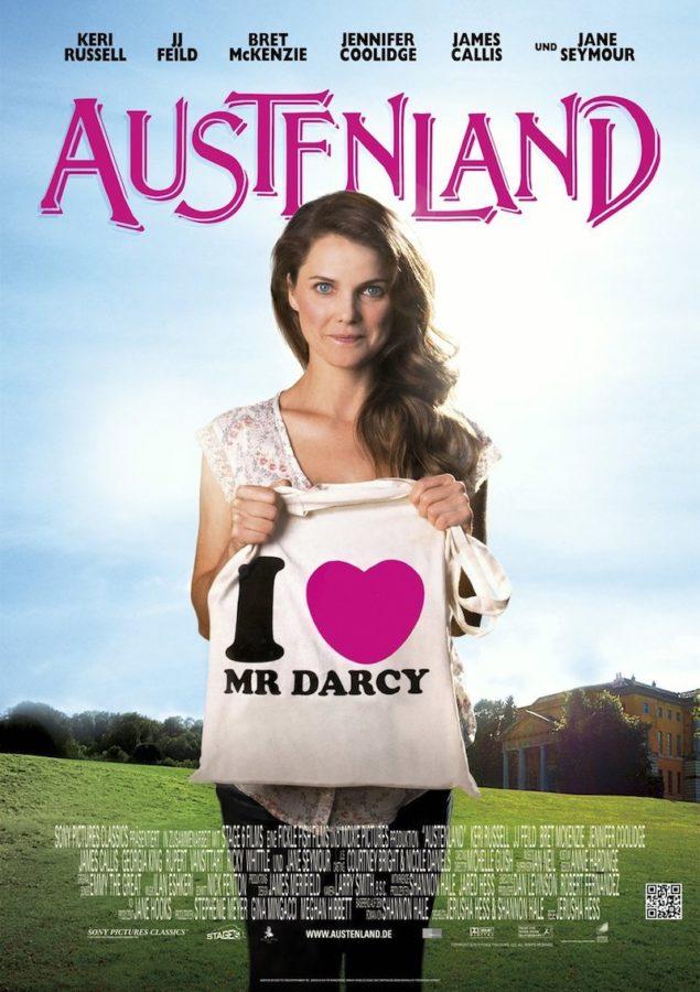 Austenland Booklovin
