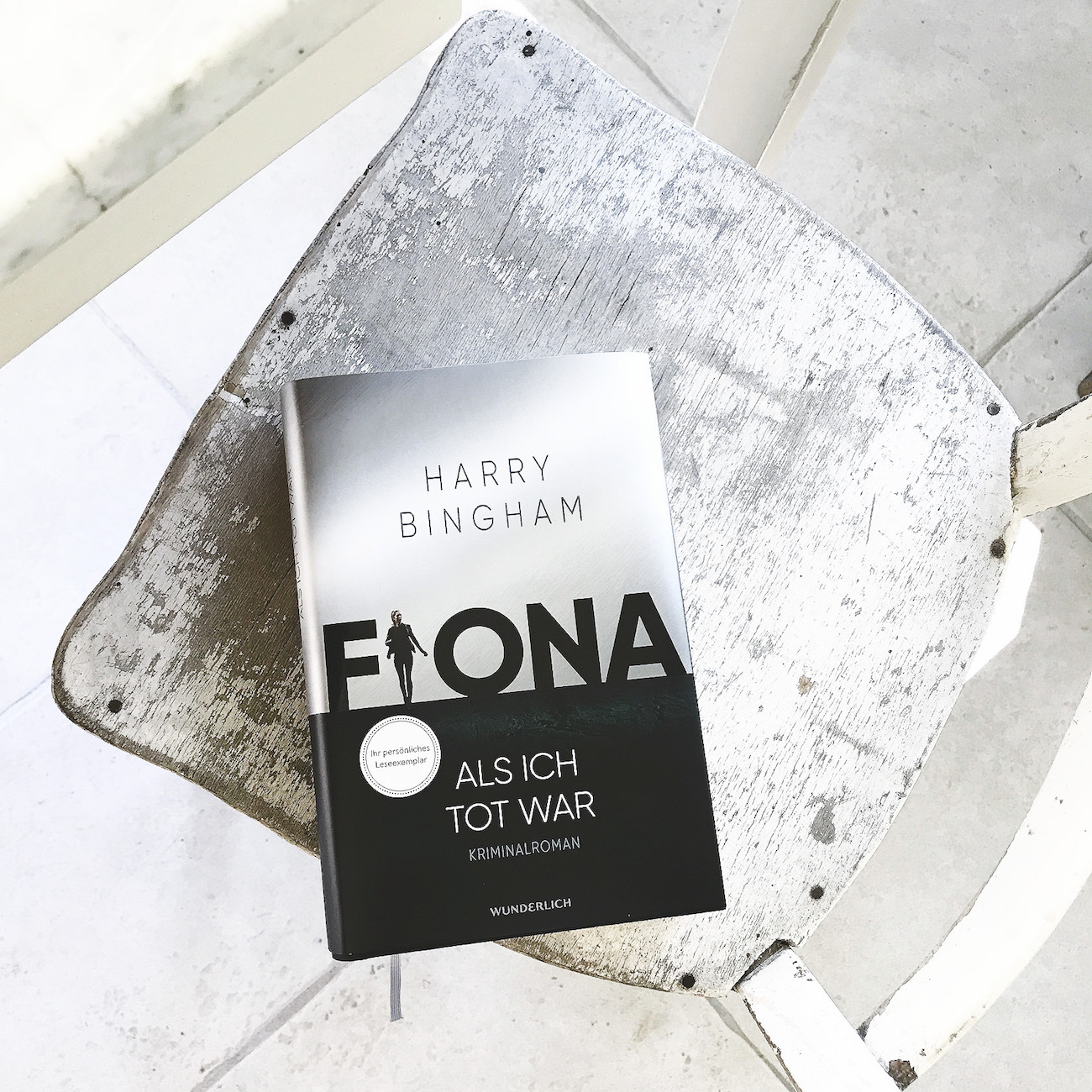 Harry Bingham - Fiona. Als ich tot war