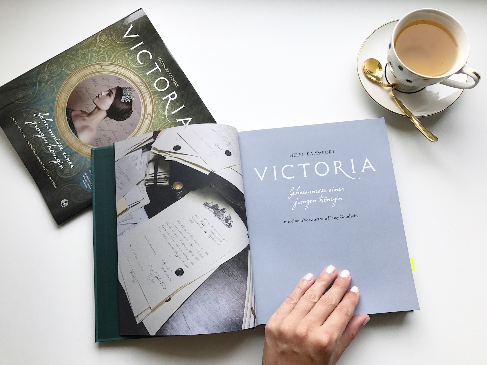 Victoria. Geheimnisse einer jungen Koenigin
