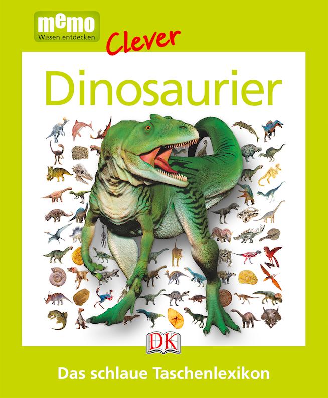 Clever Dinosaurier - Das schlaue Taschenlexikon