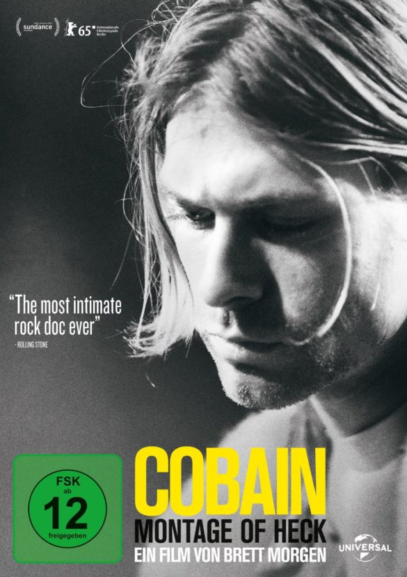 {Rezension} MONTAGE OF HECK – Die Lebens-Collage des Kurt Cobain