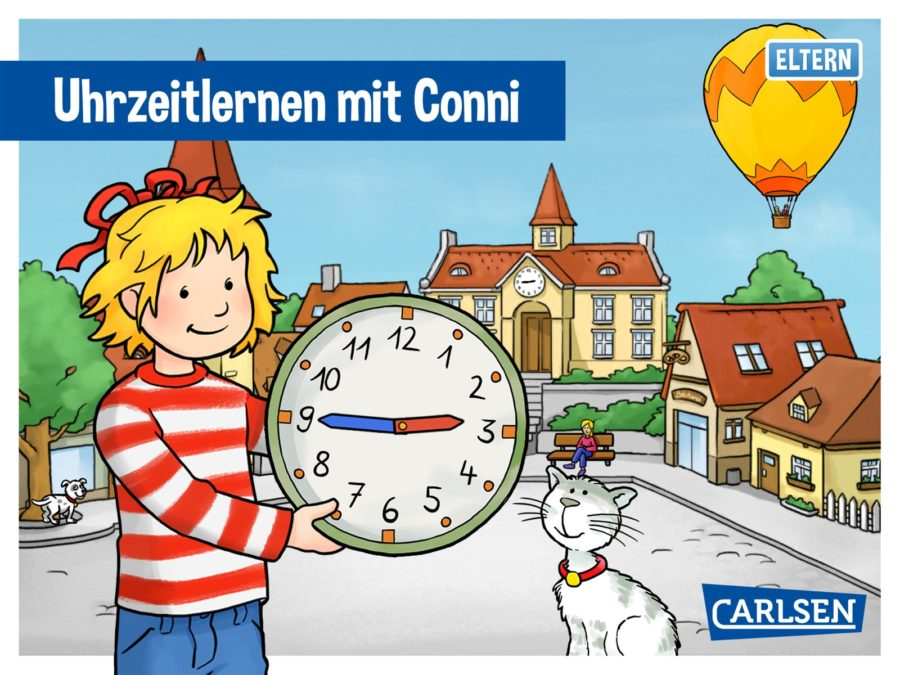 Conni - Uhrzeitlernen mit Conni