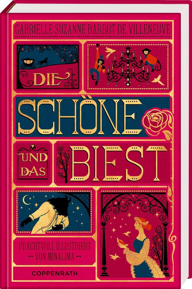 Die Schoene und das Biest von Gabrielle Suzanne Barbot de Villeneuve