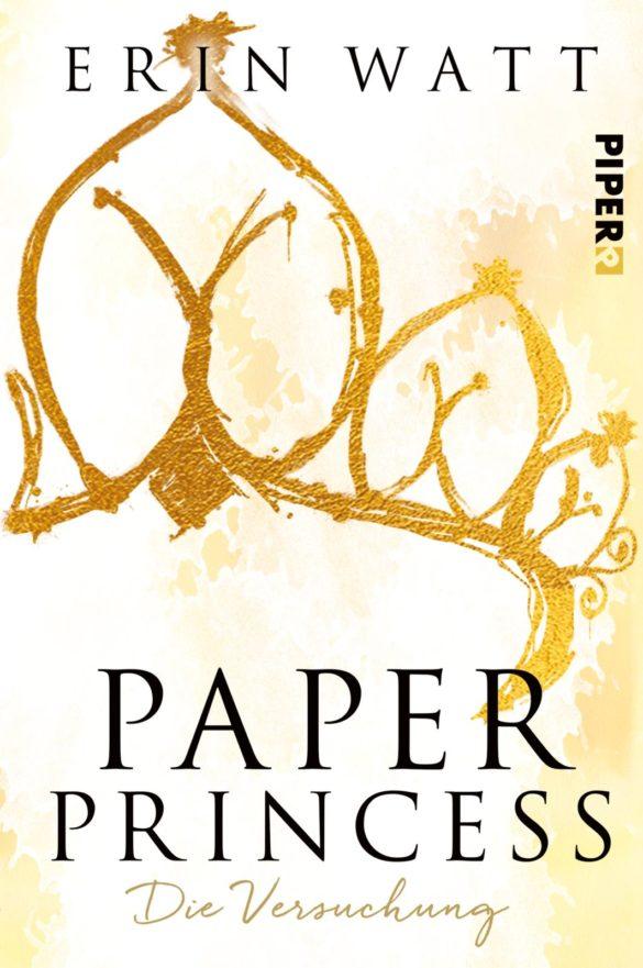 {Rezension} Erin Watt – Paper Prince. Das Verlangen