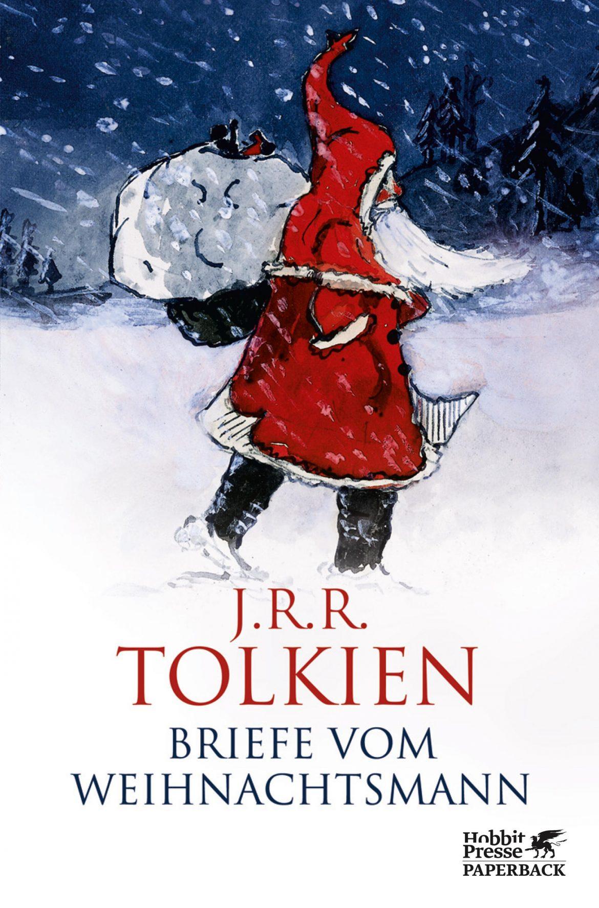 Briefe vom Weihnachtsmann von J.R.R. Tolkien