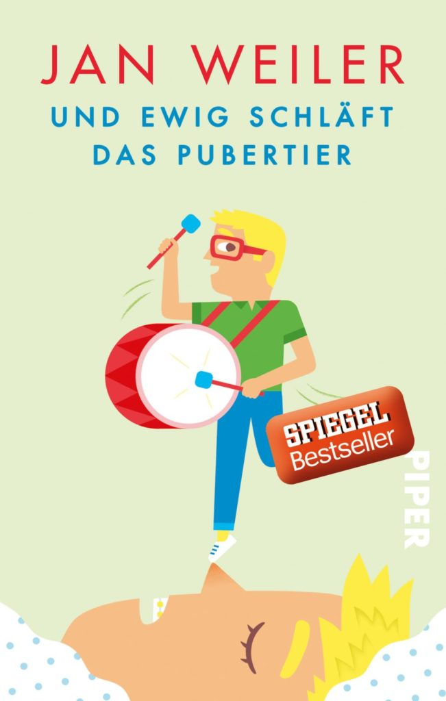 Jan Weiler - Und ewig schlaeft das Pubertier
