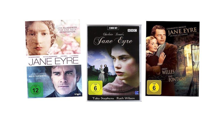 Jane Eyre Literaturverfilmung  Booklovin