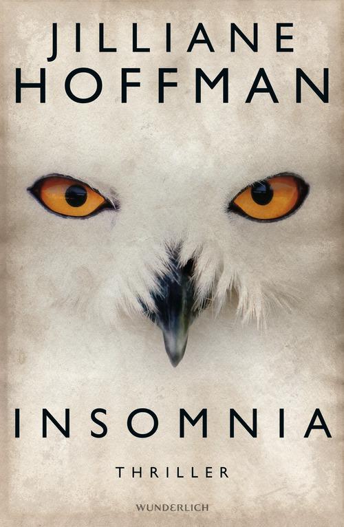 Insomnia von Jilliane Hoffman