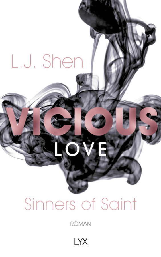 L.J. Shen - Vicious Love. Sinners of Saint Booklovin