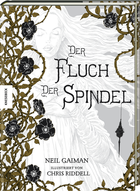 Neil Gaiman, Chris Riddell - Der Fluch der Spindel