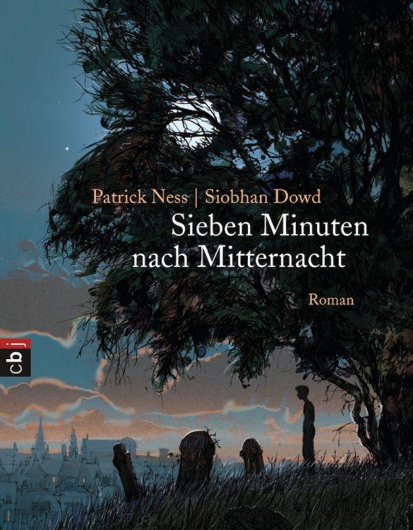 Sieben Minuten nach Mitternacht von Patrick Ness und Siobhan Dowd
