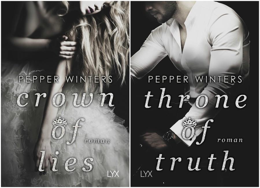 Crown of Lies von Pepper Winters
