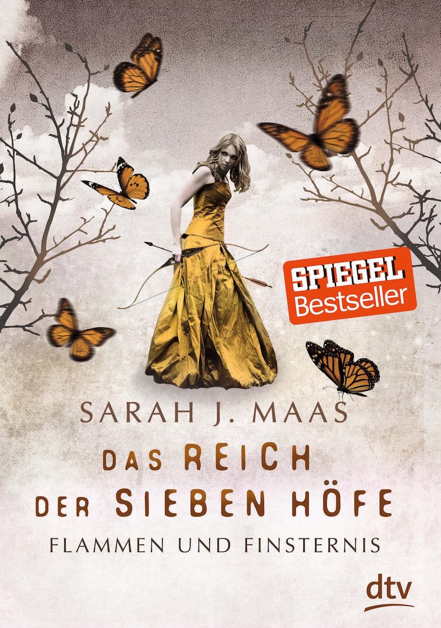 Das Reich der sieben Hoefe. Flammen und Finsternis von Sarah J. Maas