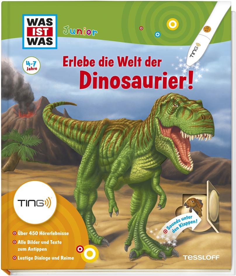 Erlebe die Welt der Dinosaurier - Ting