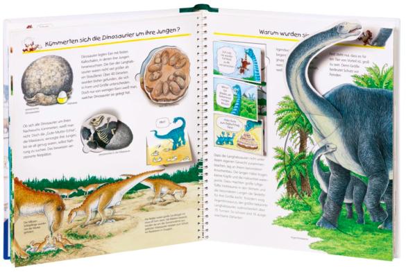 Buchtipps für kleine Forscher: DINO Bücher
