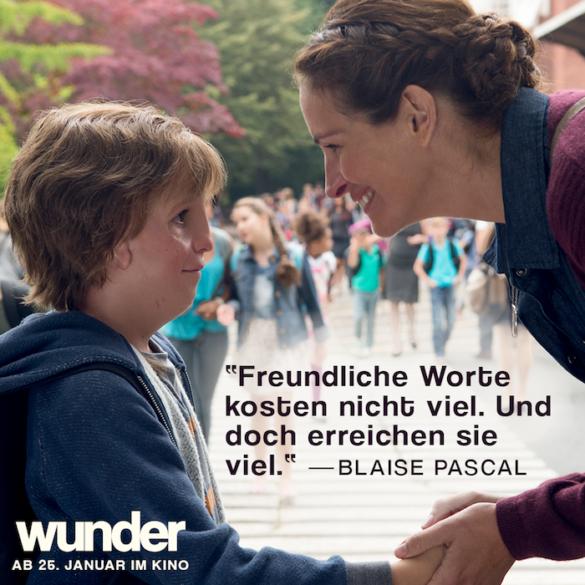 WUNDERschön: Eine Herzensgeschichte kommt ins Kino  {+Gewinnspiel}