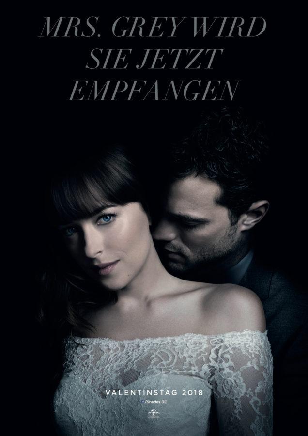 Mrs. Grey wird Sie jetzt empfangen - Fifty Shades of Grey. Befreite Lust - Hauptplakat