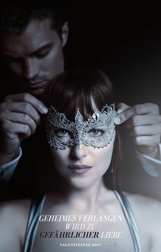 Fifty Shades Darker - Teil 2 - Hauptplakat
