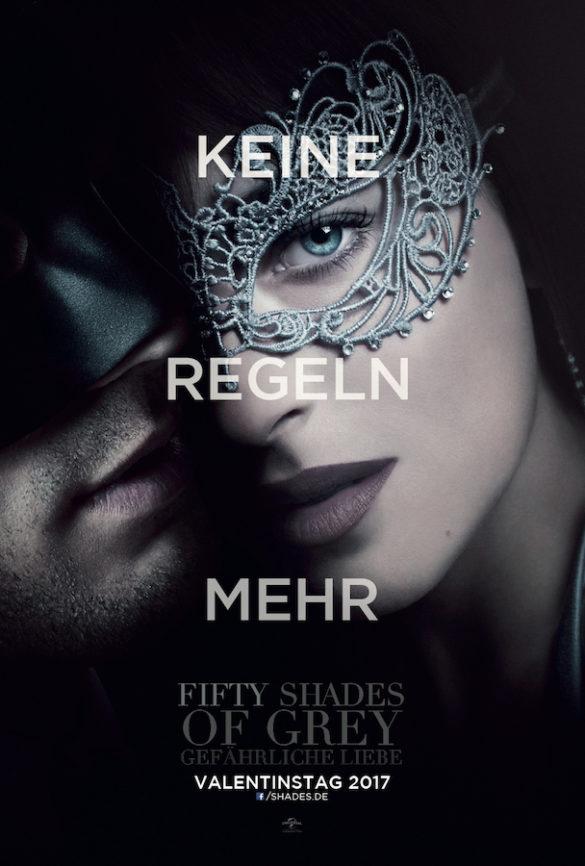 {gesehen} Fifty Shades of Grey – Gefährliche Liebe   +Gewinnspiel