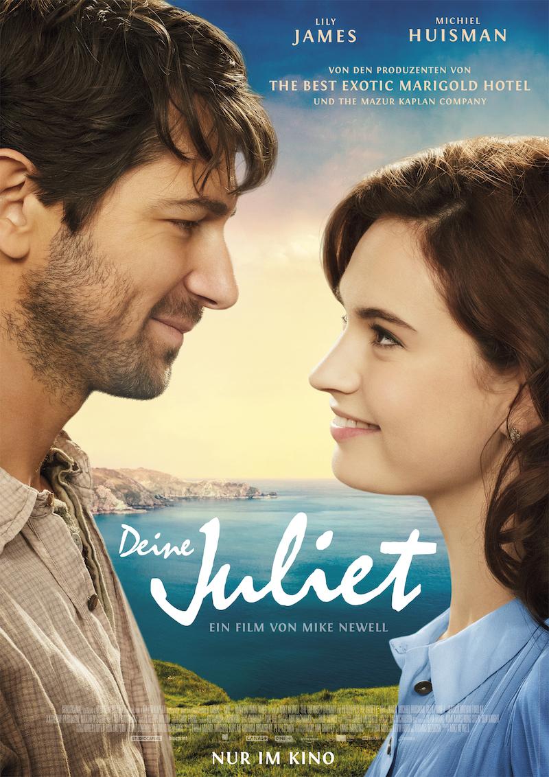 Deine Juliet - Kino-Hauptplakat