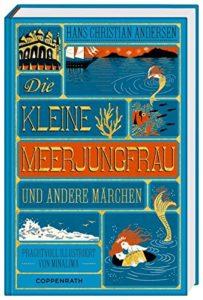 Die kleine Meerjungfrau und andere Märchen von Hans Christian Andersen, illustriert von MinaLima