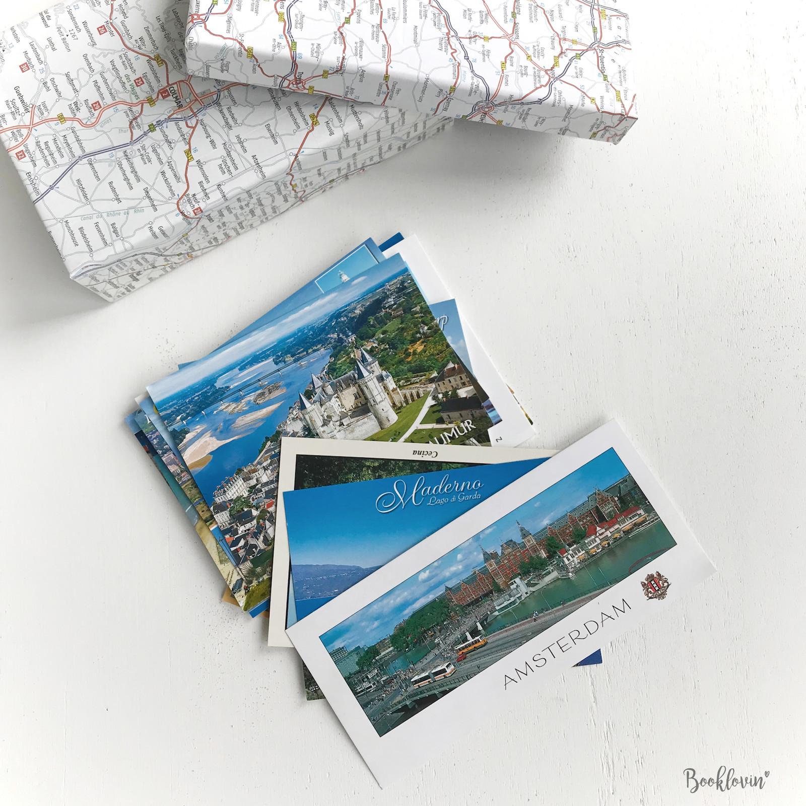 Postkartenliebe