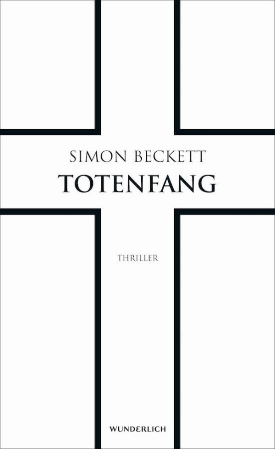 Simon Beckett - Totenfang (Hunter #5)