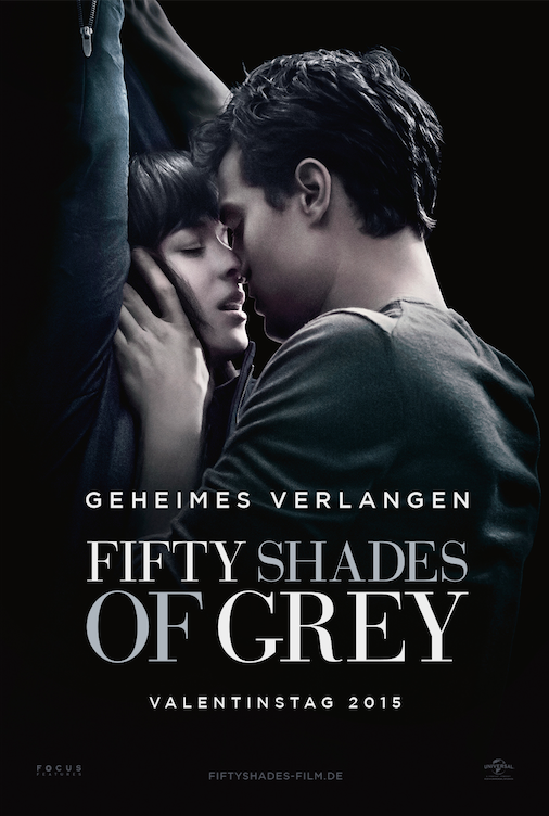 Fifty Shades of Grey. Geheimes Verlangen - Hauptplakat