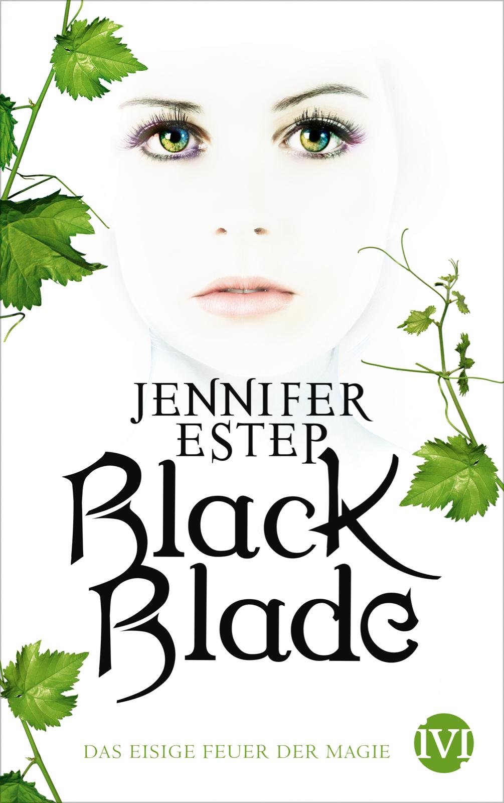 Jennifer Estep - Black Blade. Das eisige Feuer der Magie
