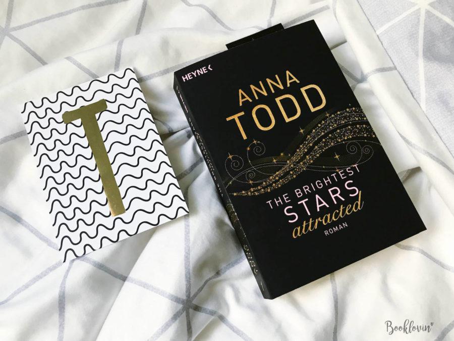 Anna Todd - The Brightest Stars. Attracted #1 -- Booklovin