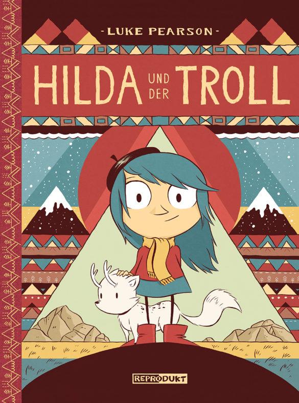 Die bezaubernde Netflix-Serie HILDA nach Luke Pearson   |   Rezension & Reihenfolge der Bücher