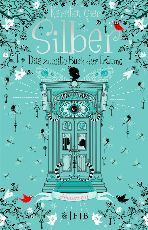 Kerstin Gier - Silber. Das zweite Buch der Träume