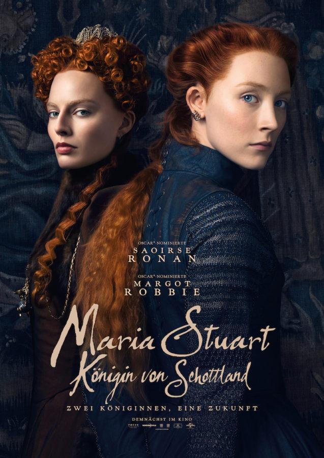 Maria Stuart, Koenigin von Schottland - 2019 Hauptplakat