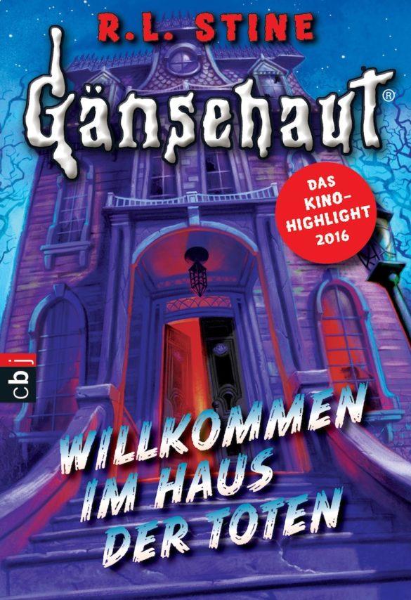 {Im Kino} Gänsehaut 2: Gruseliges Halloween  |  +Buchreihenfolge  +Gewinnspiel