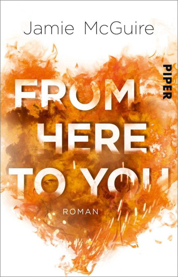 "Buchcover ""From here to you"" von Jamie McGuire"