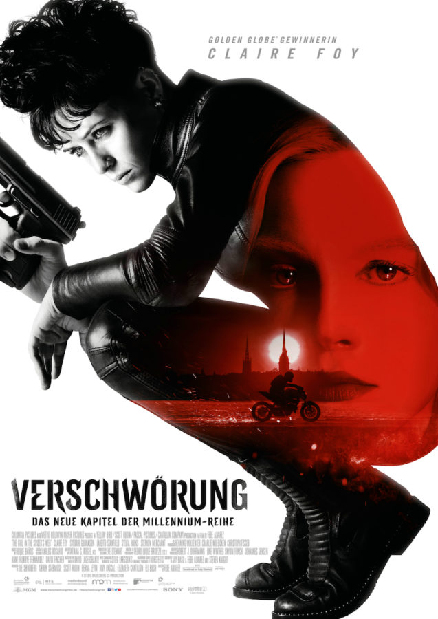 """Verschwörung"" (2018) - Hauptplakat"
