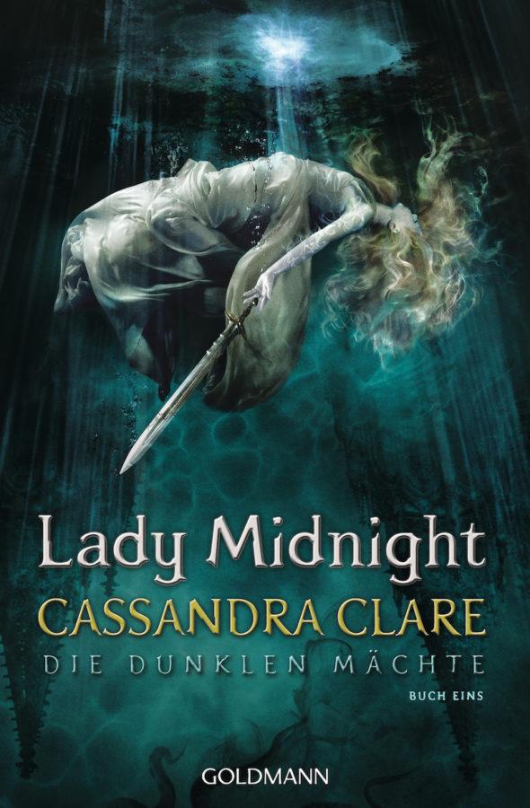 """Buchcover """"Lady Midnight"""" von Cassandra Clare"""