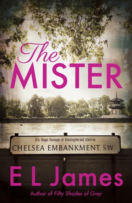 The Mister von EL James - englisches Originalcover
