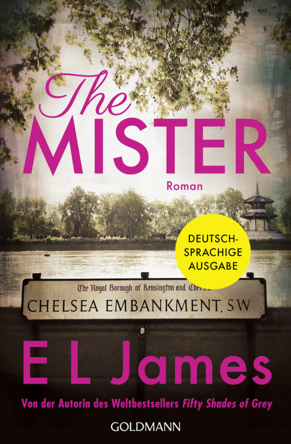 """Die deutsche Ausgabe von """"THE MISTER"""" von EL JAMES"""
