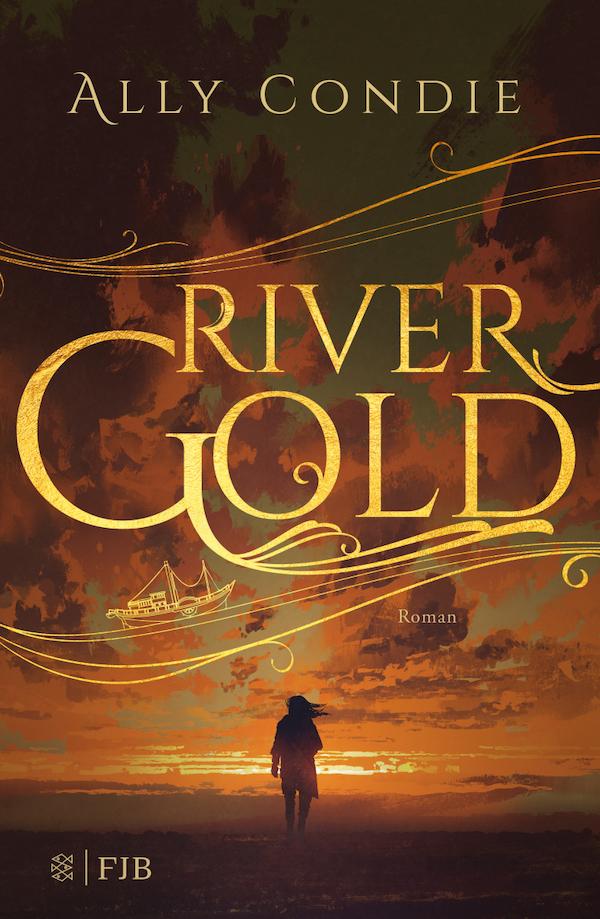 """""""Rivergold"""" von Ally Condie"""