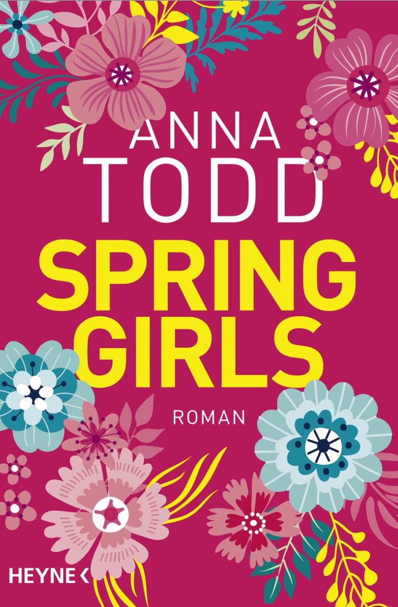 Spring Girls von Anna Todd