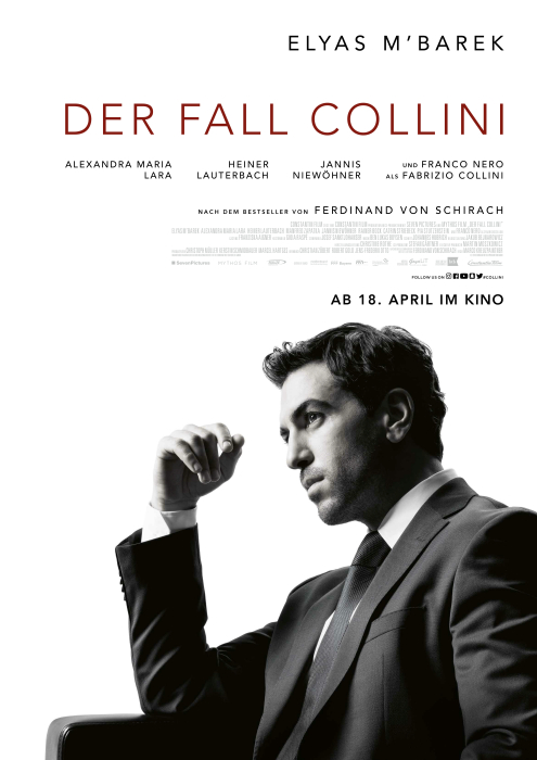 Filmplakat - Der Fall Collini