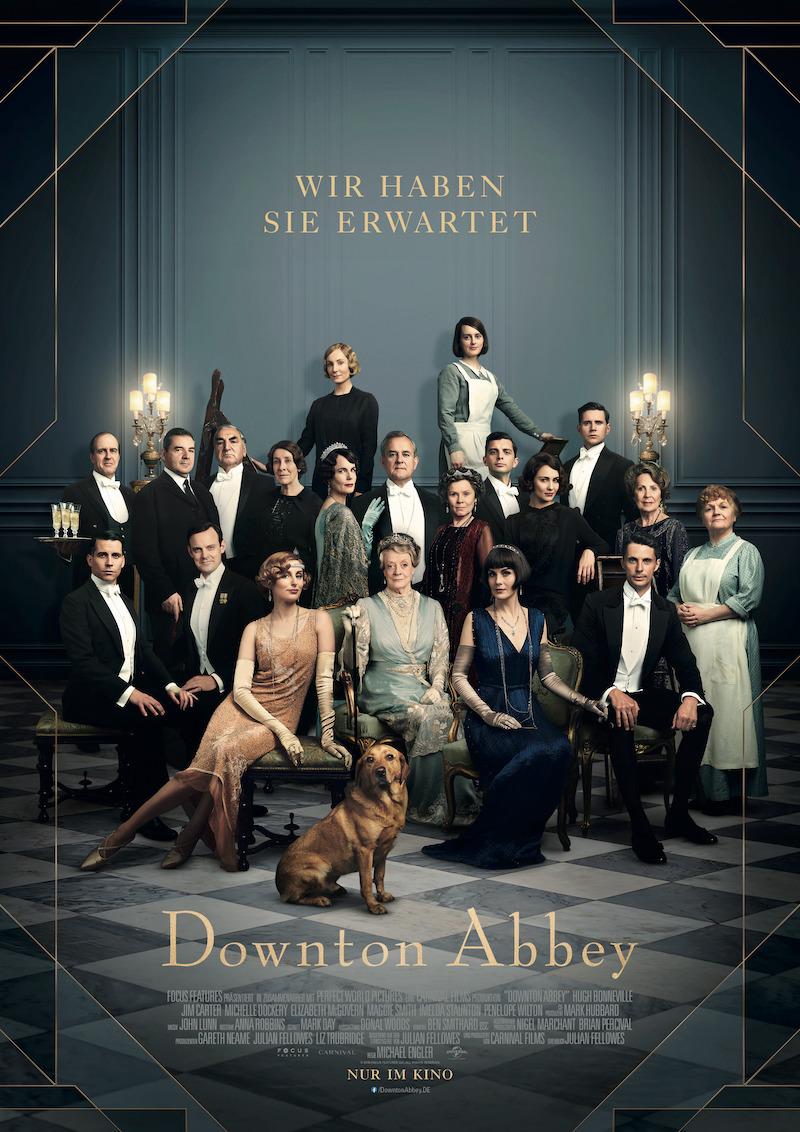 Hauptplakat von Downton Abbey